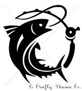 Yeti Custom Vinyl Fishing Pole with Fish Decal , Yeti Tumbler Decal, Yeti Decal… Yeti Decals, Vinyl Decals, Accessoires Kayak, Zantangle Art, Fishing Gifts, Ice Fishing, Fishing Rod, Fishing Bobbers, Catfish Fishing