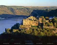 Burg Rheinfels near St. Goar. Castle open March to September 0900-1800, last admission 1 hour before closing. Museum open mid March to 1st Sunday in November from 0930-1200 and 1300-1700. Daily tours available.