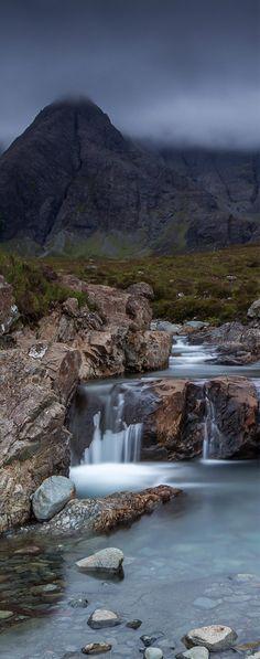 Skye island, Scotland, UK