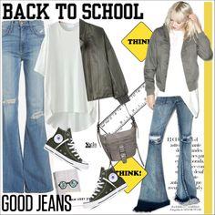 Back to School: Denim Guide