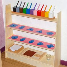 » Matériel Montessori Le coin Montessori