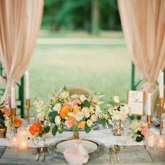 idée de composition florale mariage