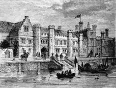 Old Palace of Grennwich in 1630 Greenwich | British History Online