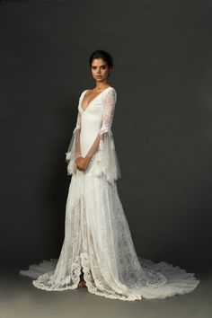 Grace Loves Lace Bridal Collection #weddingdresses @weddingchicks