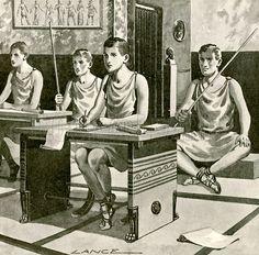 обучение в древней греции - Поиск в Google