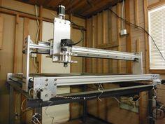 Fresa Mark III Un Progetto Open Soruce Reallizzato Da Scarb CNC