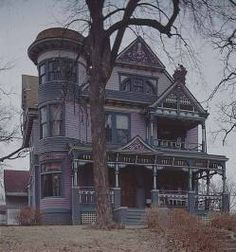 House built in 1906. Omaha, Nebraska