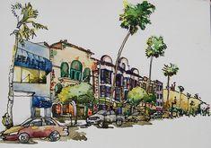 urban sketcher - Google Search
