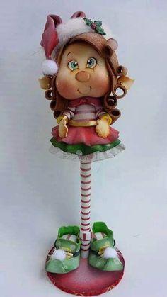 Christmas Pasta, Christmas Crafts, Christmas Decorations, Christmas Ornaments, Holiday Decor, Merry Christmas, Foam Crafts, Diy Crafts, Foam Sheets