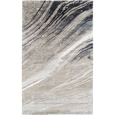 Buy the Surya Gray Direct. Shop for the Surya Gray Gemini x Rectangle Synthetic Silk Hand Tufted Contemporary Area Rug and save. Contemporary Area Rugs, Modern Area Rugs, Modern Contemporary, Earth Tone Colors, Hand Tufted Rugs, Grey Rugs, Tan Rug, Ivory Rugs, Abstract Styles
