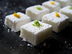 Pisco Sour Marshmallows