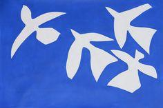 Henri Matisse - Fauvisme - Les Oiseaux