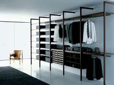 closet. #design by piero lissoni. more about the designer on www.premiumpark.de