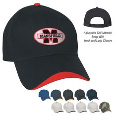 a05c7801 39 Best Custom Baseball Caps with Your Embroidered Logo images | Cap ...