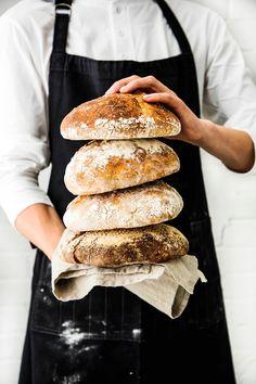 Juurileivonta: tee juuri, hoida sitä ja leivo ihania herkkuja | Maku Bread Recipes, Keto Recipes, Cooking Recipes, Keto Meal Plan, Diet Meal Plans, Savory Pastry, Our Daily Bread, Bread Baking, No Bake Cake