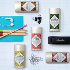 Back to class...Back to the lunch room...Back to the gym... Back to school! So don't sweat it! Add our Aluminum-Free Deodorants to your fall shopping list.