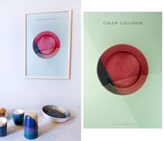 Color Collision from Rogier Arents on Vimeo. I just love starting a week on Bloesem with some spectecular ceramics ... Who would have thought that the pigment of a red cabbage could have such a strong color impact! Read more...