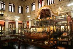 Museo Naval de Madrid, descubriendo la historia naval española