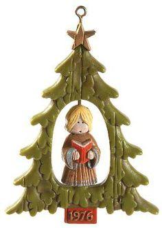HALLMARK 1976 Hallmark Christmas Ornaments@Pennfoster #bemorefestive #choosetobemorefestive