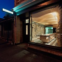 Baker D. Chirico, Melbourne, design by March Studio.