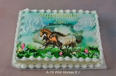 You can use beautiful edible images to decorate your birthday cake.