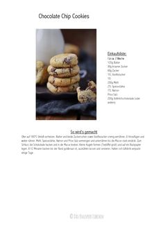 Chocolate Chip Cookies - Schnell gebacken - The Best Diy Dog Recipes Easy Chocolate Chip Cookies, Chocolate Desserts, Chocolate Cake, Dog Cakes, Melting Crayons, Vegetable Drinks, Homemade Cookies, Dog Food Recipes, Bakery