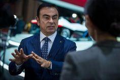 CARLOS GHOSN, CEO DE LA ALIANZA RENAULT-NISSAN, HABLA SOBRE LA GUERRA GLOBAL DE TALENTO EN LA INDUSTRIA AUTOMOTRIZ