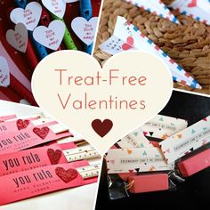 15 Treat-Free Valentine's Day Prontables - ParentMap #Valentines #ValentinesDay