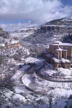 Cuenca , Hoz del Huécar