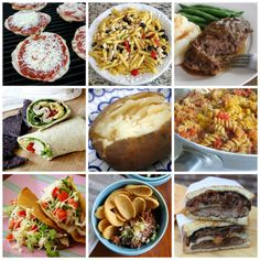 Meals in Minutes: 20 Quick and Easy Dinner Recipes   Spoonful #dinner #ideas