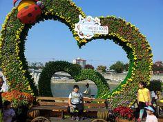 2012 강릉ICCN세계무형문화축전 조형물