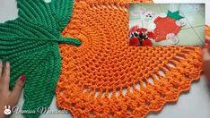 Neste vídeo Você vai Aprender confeccionar Tapete Coelhinho Da Páscoa Em Crochê. Parte 1/4 . Cenoura . Por Vanessa Marcondes. – Passo A Passo [Vídeo Aula] #Croche #crochet #crocheting #handmade #diy #artesanato #tapete #tapetedecroche #tappeto #crochepassoapasso #decora #barbante Col Crochet, Crochet Coaster Pattern, Crochet Dollies, Crochet Doily Patterns, Crochet Motif, Crochet Designs, Crochet Flowers, Crochet Stitches, Crochet Hooks
