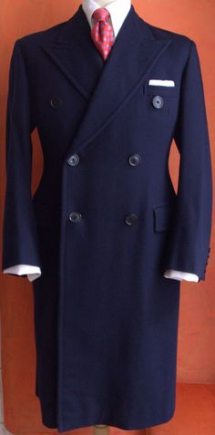 Vintage Genuine 1930's Belted Back Tailored Overcoat Size 36 Mint Condition | eBay(340)