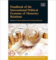 Télécharger [(Handbook of the International Political Economy of Monetary Relations)] [Author: Thomas H. Oatley] published on (July, 2014) Gratuit