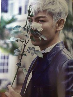 "T.O.P for ""ARENA Homme: Korea"" Magazine [SCANS] - BIG BANG"