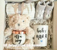 Dec 10, 2019 - DIY Personalized Gift Basket For Anyone, Girlfriend, Kids, Mom Etc - Owe Crafts
