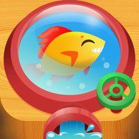 Busy Water, nieuwe uitdagende app voor kinderen, gebaseerd op fysica en zwaartekracht.