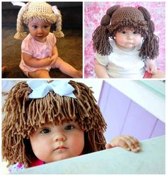 Cabbage Patch Wigs The WHOot