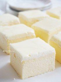 The best cream cheesecake Polish Recipes, Food Cakes, Cheesecakes, White Chocolate, I Foods, Feta, Oreo, Cake Recipes, Food And Drink