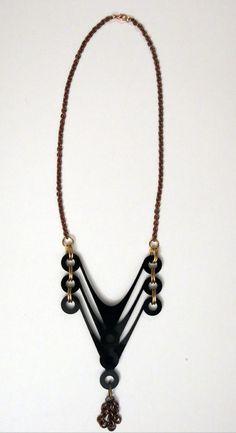 Vertebral Necklace #Vertebral #Necklace #Designer #Fashion