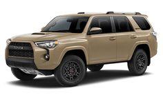 Toyota 4Runner | $35-45 | 17-21 mpg | 2 rows