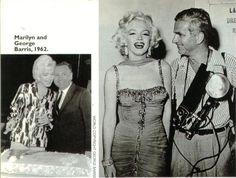 Muere George Barris, el fotógrafo que se enamoró del culo de Marilyn Monroe  El Sr. Barris fue amigo de la icónica belleza más de diez años: guardó todos sus secretos hasta su muerte y le hizo sus últimas fotos.