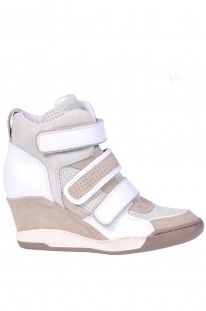 Ash - Scarpe sneakers in suede :: Glamest Luxury Outlet Online Donna