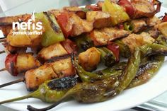Turkish Chicken, Mahi Mahi, Turkish Recipes, Barbecue, Chicken Recipes, Grilling, Food And Drink, Pork, Cooking Recipes
