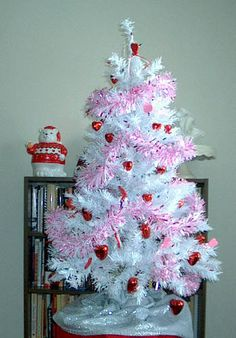 161 Best Valentines Trees Images Xmas Bricolage Christmas Ornaments
