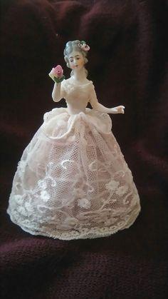 Dressel kister half doll for sale on ebay Ireland.