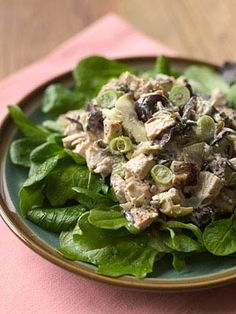 Artichoke Chicken Salad