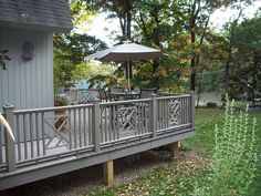 #Customize your #balusters for a unique look. #latitudes #decking