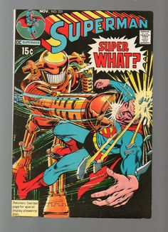 Sell one like this  Superman (Vol.1) #231 Silver Age DC Comic 1970 Cary Bates VG+/FN