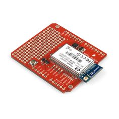 WiFly Shield - SparkFun Electronics